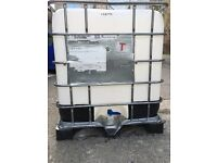 IBC tank / 1000 litre tank/ tank / container