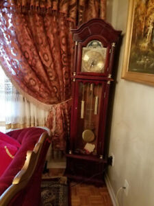 GRAND FATHER CLOCK FOR SEAL