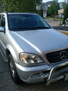 2003 Mercedes-Benz M-Class 3.7L Classic SUV, Crossover