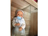 Reborn baby boy from sold out Mathis kit