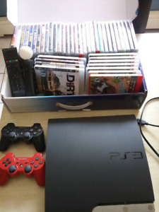 PS3 LOTS OF EXTRAS 40+games