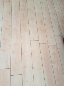 Laminate flooring 12mm (180sqft)