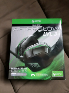 Casque d'ecoute gamer Afterglow lvl 3