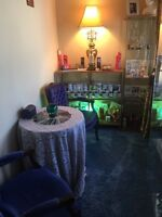 Psychic and spell caster $60 for tarto card reading