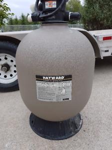 "Hayward 24"" Sand Filter"