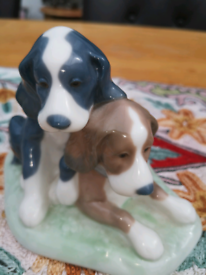 Nao by Lladro figurines (dog)