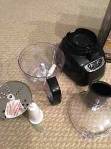 Black and Decker food processor Downtown-West End Greater Vancouver Area image 1