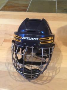 Casque de hockey Bauer - junior