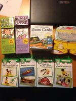 ConversaCards, Brain Quest and Smarty Pants