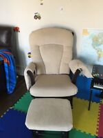 Costco rocking chair very good condition. $80