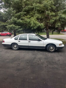 1995 Caprice Classic LT-1 engine strong running
