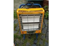 2kw Industrial Electric Heater