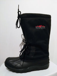 WINDRIVER Bottes d'hiver winter boots style Sorel gr. 7, 8, -40C