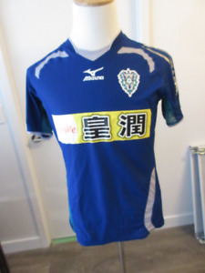 Avispa Fukuoka (J2 League Div2) Japan Soccer Jersey Used Medium