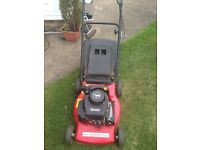 Homelite/ mountfield petrol mower