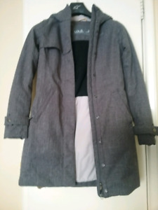 Manteau lole neuf, lole new coat XS