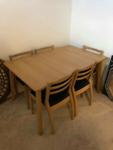 IKEA 6 Seat Dining Table