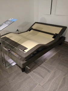 Adjustable bed frame- the Cadillac