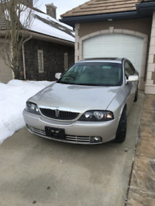 2005 Lincoln LS Ultimate