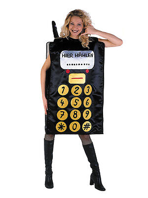 HANDY GIRL / BOY FASCHING KARNEVAL FASTNACHT FASCHINGSKOSTÜM KARNEVALSKOSTÜM - Handy Girl Kostüm
