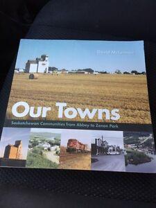 Saskatchewan town book