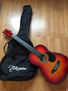 Rondo Acoustic Guitar & Soft Shell Case