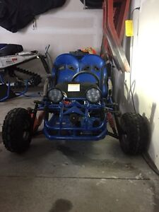 Kids dunebuggy