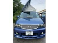Mazda Bongo Aero City 2.5 V6 Petrol Only 74K Miles Campervan