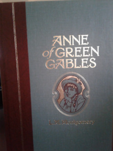 'ANNE of GREEN GABLES' by L.M MONTGOMERY
