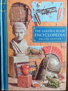 The Golden Book Encyclopedia - Deluxe Edition Set Cambridge Kitchener Area image 1
