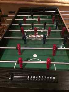 Table Soccer / Foosball Game