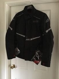 BNWT Alpinestars medium motorbike jacket