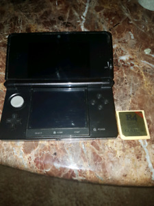 3ds and r4 card