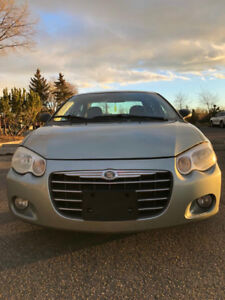 Chrysler Sebring Touring 2006 low km Runs Great