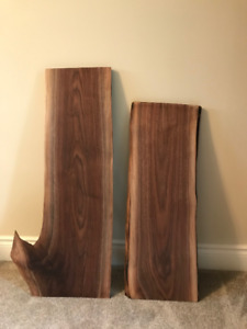 Live Edge Charcuterie Boards