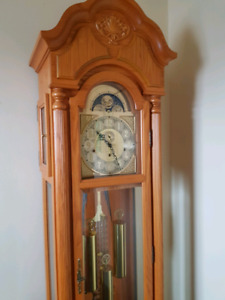 Hentschel Grandfather Clock