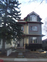 Great rooms for rent near Whyte ave! Walk & be near everything e