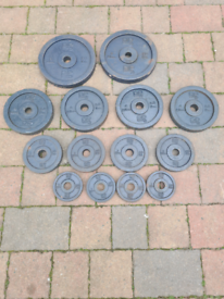 30kg cast iron weight plates