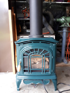 Gas fire place for sale