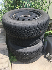 185/65R15 Winter Tires and