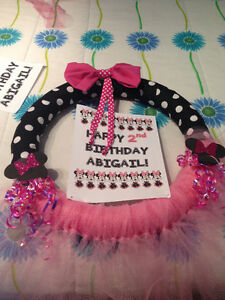 PARTY DECORATIONS - MINNIE MOUSE
