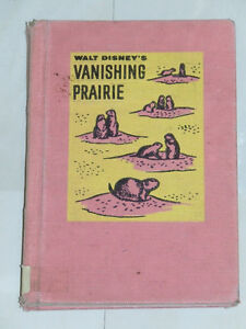 1955 book: Walt Disney's Vanishing Prairie