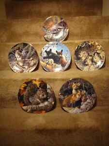 Collector Plates - Our Woodland Friends