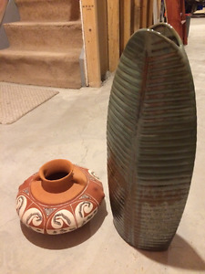 Decorative Vases $10 each