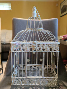 Bird cage - Wedding card holder