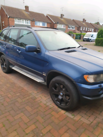 Bmw x5 2003 3.0d swaps only