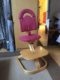 Svan signet high chair