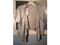 Brand new with tags Per Una bolero glittering cardigan