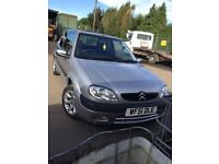 Citroen Saxo vtr breaking for spares replacement parts
