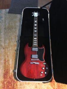 2015 Gibson SG standard